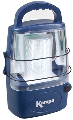 Kampa Volt LED Rechargeable Lantern   - Click to view a larger image