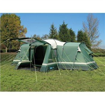 Outdoor Adventure Kampa Tenby 8 Tent 2012