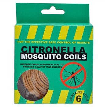 Steiner Citronella Mosquito Coils