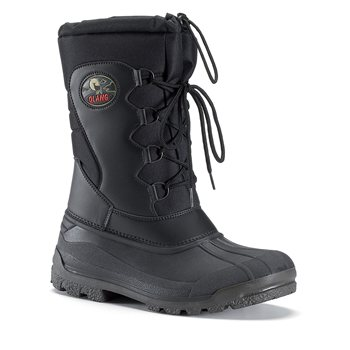 Olang Canadian Snow Boots Olang Canadian Mens Rugged Snow Boot, Black - Click to view a larger image