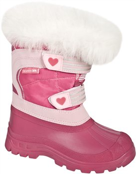 Trespass Frost Kids Snow Boots  - Click to view a larger image