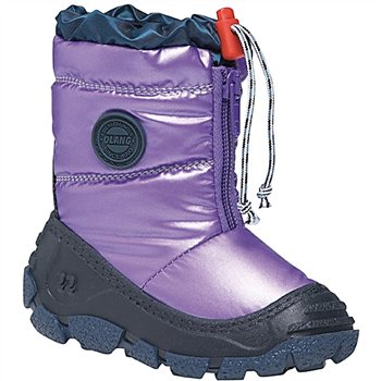 Olang - Eolo Girls Snow Boots - Lilac