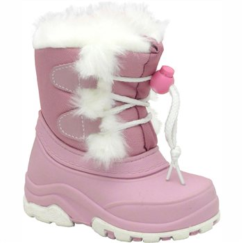 Manbi Tiptoe Kids Snow Boots  - Click to view a larger image