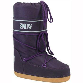 Manbi Kids Purple Space Boots