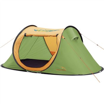 Easy Camp Jester Pop Up Carnival Tent  - Click to view a larger image