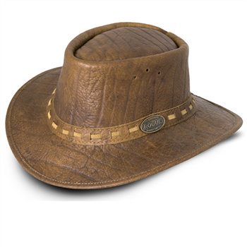 Rogue Inyati Buffalo Leather Hat 508B  - Click to view a larger image