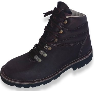 Rogue - RB5 Oxblood Leather Trans Africa Trail Boot