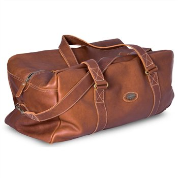 Rogue RTG3 North African Officer Leather Overnight Bag