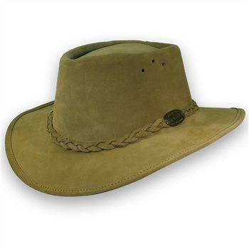 Rogue Original Suede Leather Hat 107K 1