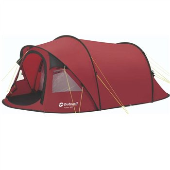 Outwell Fusion 400 Tent 2014 Smart Tunnal  - Click to view a larger image