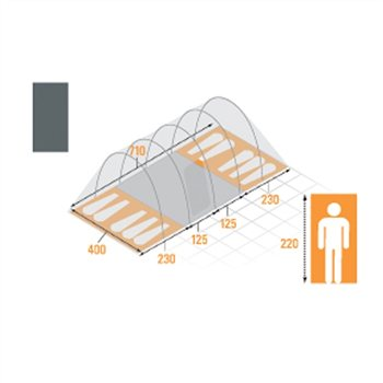 Beyond Meridian 10 Tent Spares - Click to view a larger image  sc 1 st  C&ing World & Beyond Meridian 10 Tent Spares | CampingWorld.co.uk