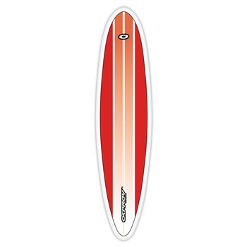 Osprey 7ft 6in Epoxy Funboard Surfboard - Click to view a larger image