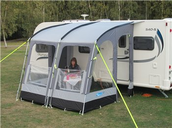 Kampa Rally Club 260 Awning 2014 - Click to view a larger image
