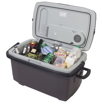 Kampa 45 Litre Super TE Cool Box - Click to view a larger image
