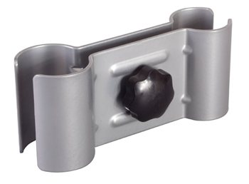 Kampa Washing Line Jockey Wheel Bracket  - Click to view a larger image