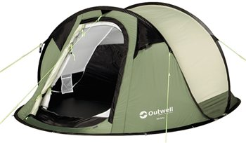 Outwell Jersey M Pop Up Tent (2008) - Click to view a larger image  sc 1 st  C&ing World : outwell pop up tent - memphite.com