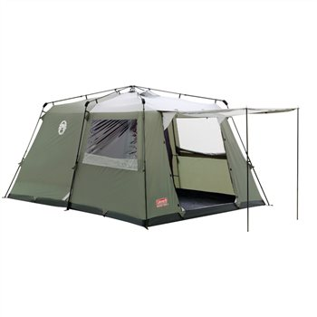 Coleman Instant 4 Tent 2012  - Click to view a larger image
