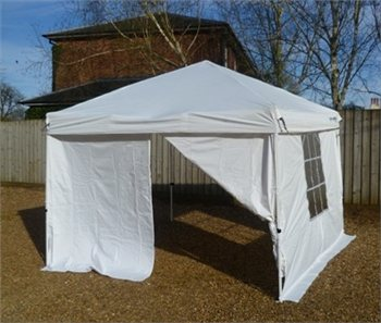 Kampa Party Shelter Xpress Side Walls  - Click to view a larger image