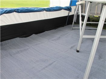 Kampa Easy Tread Groundsheet Carpet  - Click to view a larger image
