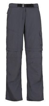 Trespass Feelgood Womens Zip Off Trousers