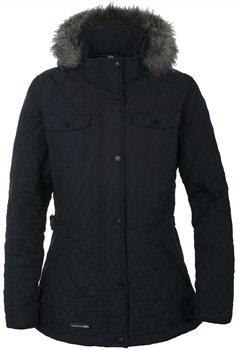 Women's Outerwear Trespass Trudey Ladies Quilted Jacket