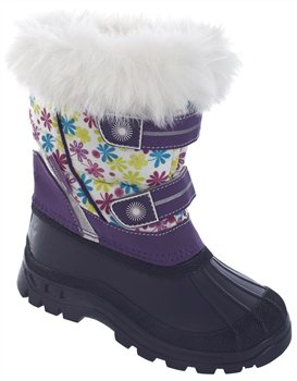 Trespass Snow Sparkle Snow Boots  - Click to view a larger image