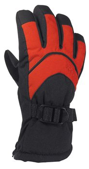 White Rock Kids Ski Gloves  - Click to view a larger image
