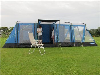 Kampa Broadhaven 8 Tent 2014  - Click to view a larger image