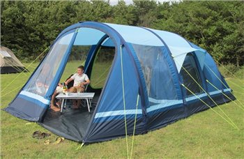 Ku0026a Filey 5 Air Inflatable Tent 2014 - Click To View A Larger Image & Inflatable Tents Uk u0026 Heimplanet The Cave Inflatable Tent And Pump ...