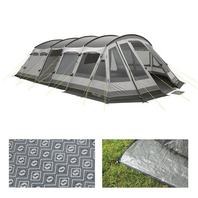 Outwell Vermont XLP Tent Package Deal 2017  - Click to view a larger image