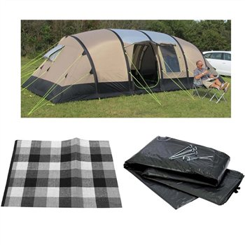 K&a Southwold 8 Air Inflatable Package Deal 2014 - Click to view a larger image  sc 1 st  C&ing World & Kampa Southwold 8 Air Inflatable Package Deal 2014 | CampingWorld ...