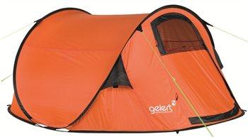 best sneakers b20c1 abc87 Quickpitch DLX 3 Pop Up Tent 2013 - Red Orange