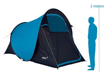 Gelert Mega Quickpitch Walk In Pop Up Tent - Click to view a larger image  sc 1 st  C&ing World : quick pitch tents - memphite.com