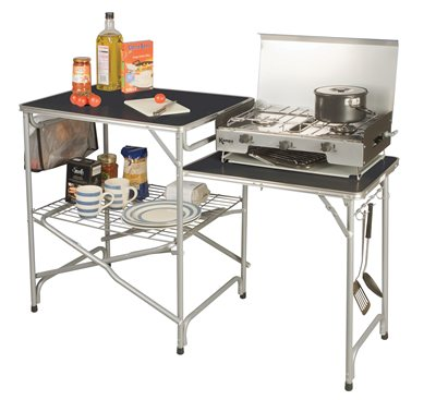 Kampa Dometic Colonel Field Kitchen  - Click to view a larger image