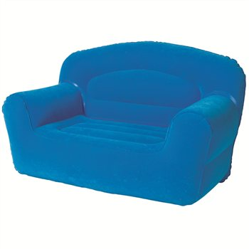 Excellent Inflatable Sofa Blue Ocoug Best Dining Table And Chair Ideas Images Ocougorg