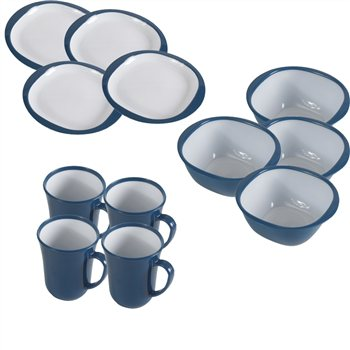 Kampa Dinner Set  - Click to view a larger image
