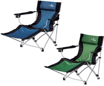 Easy Camp RELAX Reclining Chair With Foot Rest  - Click to view a larger image
