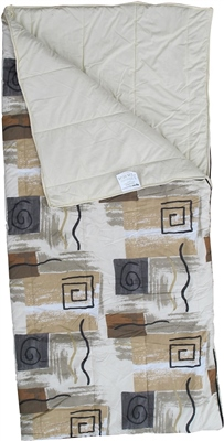 Kampa Carnelian King Size Sleeping Bag  - Click to view a larger image
