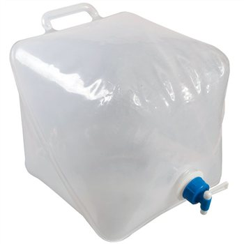 Kampa Drench 20 Litre Expandable Water Carrier  - Click to view a larger image