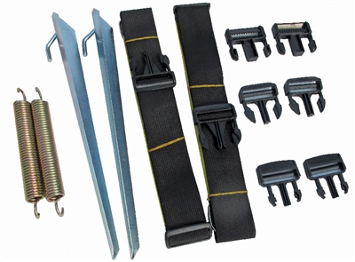 Kampa Universal Tie Down Kit   - Click to view a larger image
