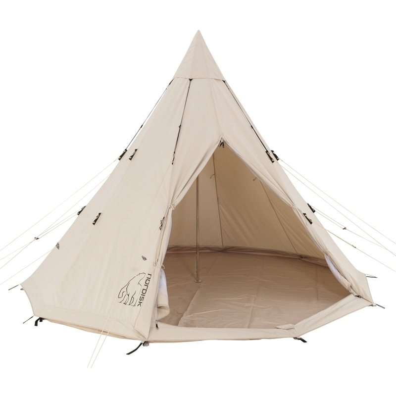 Nordisk Alfheim 5m Polycotton Tipi Bell Tent - Click to view a larger image  sc 1 st  C&ing World & Nordisk Alfheim 5m Polycotton Tipi Bell Tent | CampingWorld.co.uk