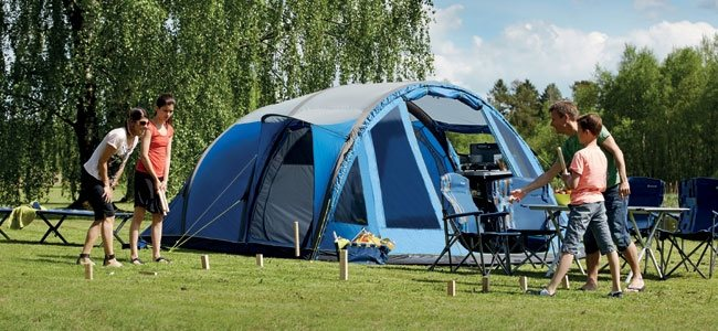 & The all new tents in Outwellu0027s 2014 Smart Air generation
