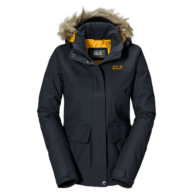 fd1a1bb4663 Jack Wolfskin Nova Scotia Womens Jacket - Click to view a larger image