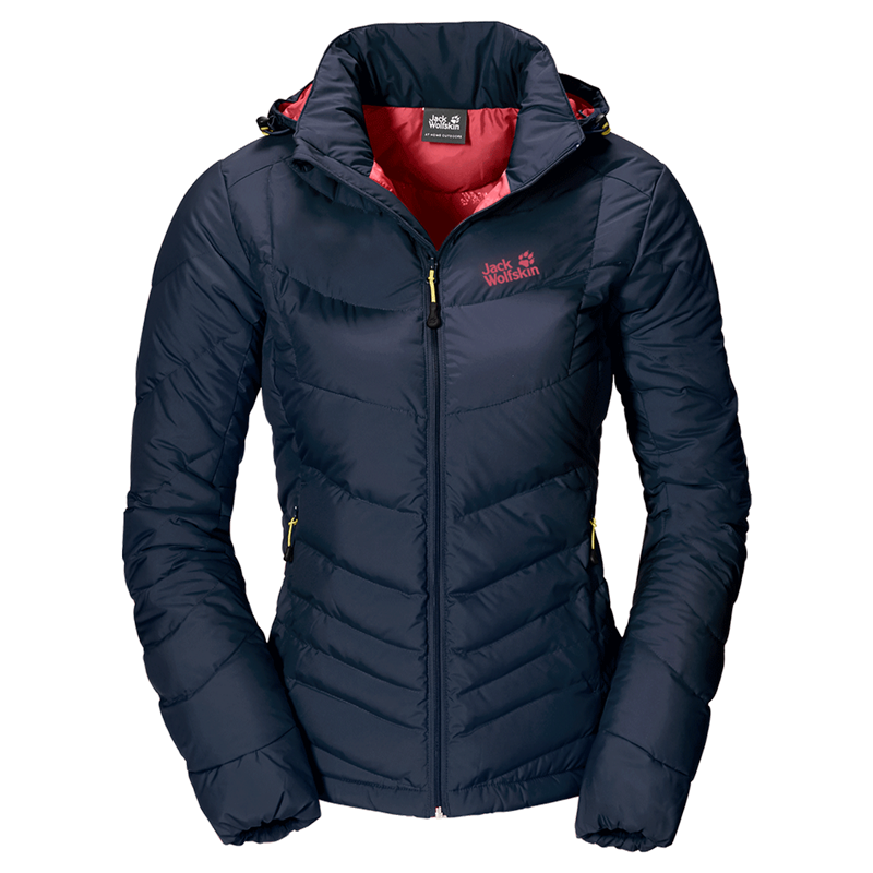a2d62e04342 Jack Wolfskin Selenium Womens Down Jacket - Click to view a larger image
