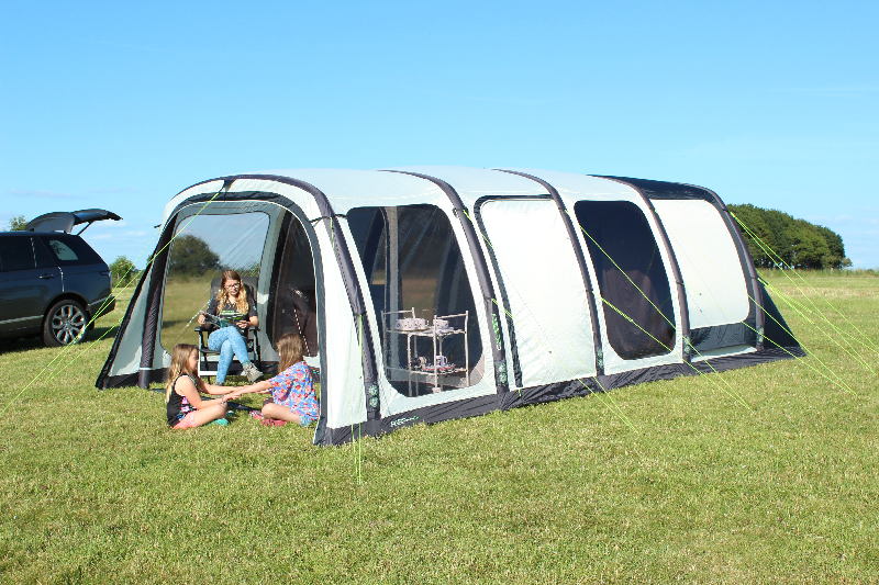 Outdoor Revolution Airedale 6 Air Tent 2017 - Click to view a larger image & Outdoor Revolution Airedale 6 Air Tent 2017 | CampingWorld.co.uk