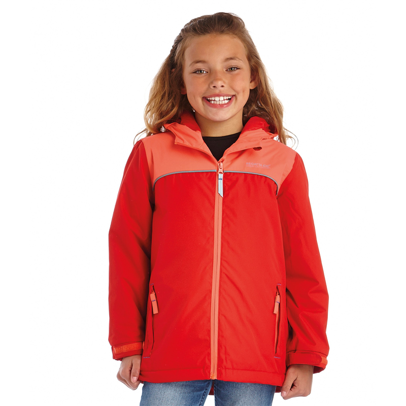 Regatta Icara Girls Jacket 1