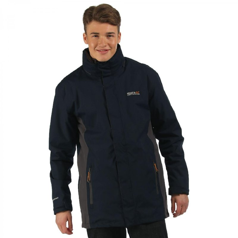 world-wide free shipping sold worldwide Good Prices Telmar 3 in 1 Mens Jacket - M Navy/Iron