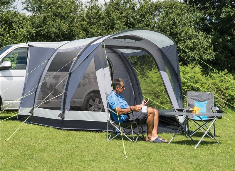 Kampa Dometic Action AIR Driveaway Motohome Awning 2020 1
