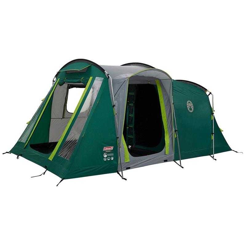 coleman blackout 4 man tent
