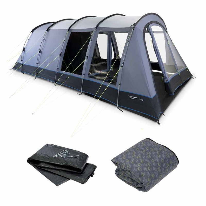 Kampa Dometic Wittering 6 Tent Package 2020 1